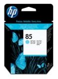 Оригинальный картридж HP C9423A светло-голубая печатающая головка №85
