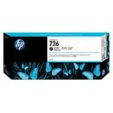 Оригинальный картридж HP CH575A матовый чёрный картридж №726