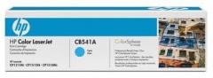 Оригинальный картридж HP CB541A голубой картридж