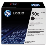 Оригинальный картридж HP CE390X чёрный картридж