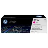 Оригинальный картридж HP CE413A пурпурный картридж