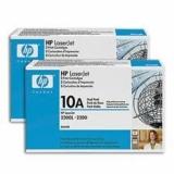 Оригинальный картридж HP Q2610D (Сдвоенная упаковка чёрных картр. Q2610A)