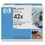 Оригинальный картридж HP Q5942XD (Сдвоенная упаковка чёрных картр. Q5942X)