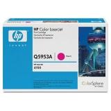 Оригинальный картридж HP Q5953A пурпурный картридж