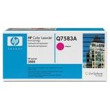 Оригинальный картридж HP Q7583A пурпурный картридж