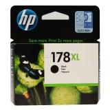 Оригинальный картридж HP CN684HE чёрный картридж №178XL