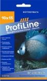 Фотобумага Profline высокоглянцевая БГ-230-10Х15-50