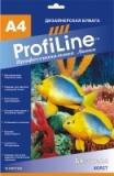 Холст Profline высокоглянцевый БХ/Г-220-А4-10