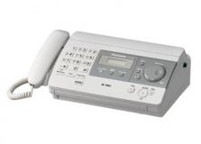 Факс Panasonic KX-FT502RUW Белый СТБ, гарантия 24мес