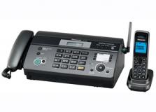 Факс Panasonic KX-FC965RU СТБ, черный, гарантия 24мес