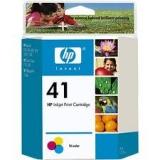 Оригинальный картридж HP 51641A трёхцветный картридж №41