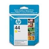 Оригинальный картридж HP 51644YE жёлтый картридж №44