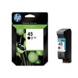 Оригинальный картридж HP 51645AE чёрный картридж №45