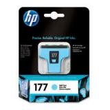 Оригинальный картридж HP  C8774HE светло-голубой  №177