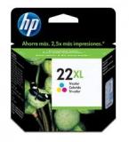 Оригинальный картридж HP C9352CE трёхцветный картридж №22XL