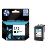 Оригинальный картридж HP C9362HE чёрный картридж №132