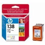 Оригинальный картридж HP C9369HE фотокартридж №138