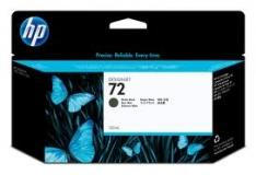 Оригинальный картридж HP C9403A матовый чёрный картридж №72XL